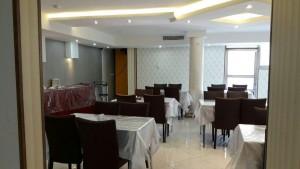 رستوران هتل آپارتمان حامی مشهد