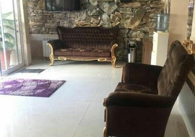 لابی هتل هیراد مشهد