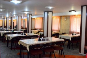 رستوران هتل سفیران مشهد