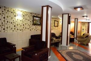 لابی هتل سفیران مشهد