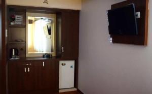اتاق هتل سفیران مشهد
