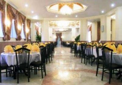 رستوران باغ سالار مشهد
