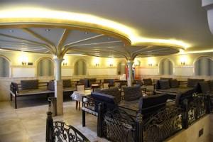 رستوران سنتی ارم شاندیز مشهد