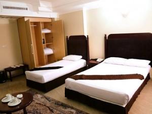 اتاق هتل آتی مشهد
