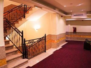 راهرو هتل آتی مشهد