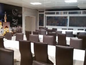رستوران هتل آپارتمان بهروز مشهد