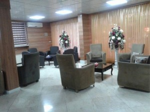 لابی هتل حافظ مشهد