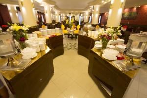 رستوران هتل کوثر مشهد