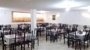 رستوران هتل آپارتمان سلام مشهد