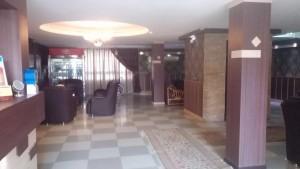 لابی هتل آپارتمان سلام مشهد