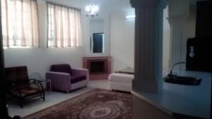 اتاق هتل آپارتمان سلام مشهد