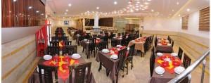 رستوران هتل سراج مشهد