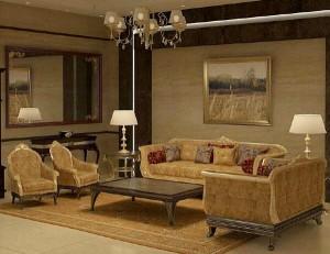 لابی هتل سراج مشهد
