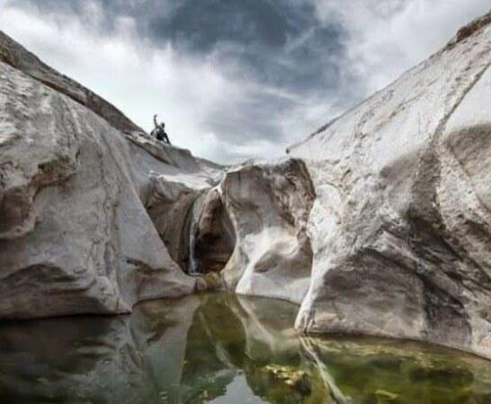پارک طبیعی (دره) هفت حوض مشهد