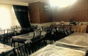 رستوران هتل آپارتمان آسمان مشهد