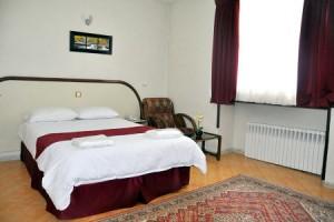 اتاق هتل هرند مشهد