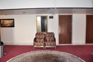 راهرو هتل هرند مشهد