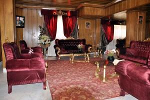 لابی هتل هرند مشهد