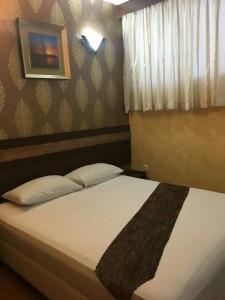 اتاق هتل ایساتیس مشهد