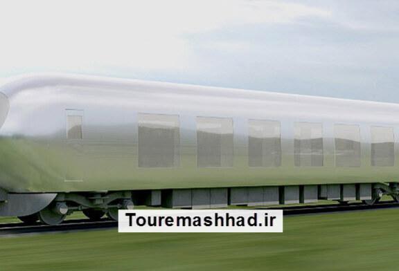 رونمایی از قطار نامرئی در سال ۲۰۱۸