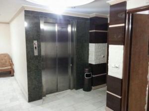 راهرو هتل آپارتمان امام جواد مشهد