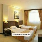 هتل آپارتمان کیش بافان مشهد