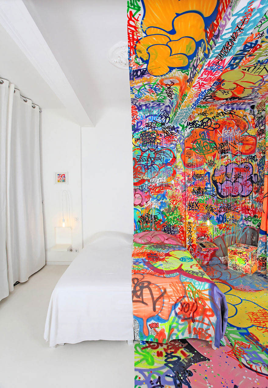 هتل گرافیتی