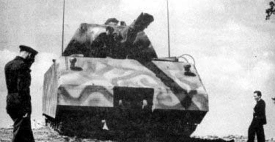 Panzer-VIII-Maus