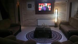 لابی هتل آپارتمان آرمیا مشهد