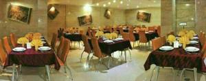رستوران هتل مرمر مشهد