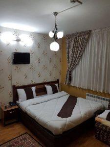 تصویر اتاق هتل آپارتمان آرمیا مشهد