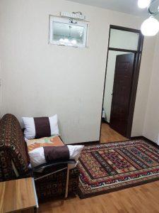 نمای اتاق هتل آرمیا مشهد