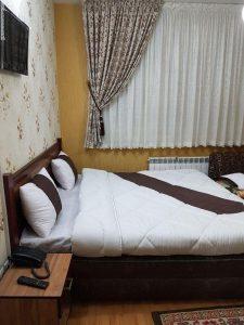 اتاق هتل آرمیا مشهد