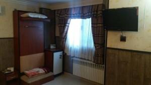 اتاق هتل آپارتمان فیروز کوهی