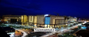 هتل حیات شرق مشهد - سارا