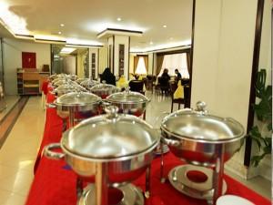رستوران هتل حیات شرق مشهد (هتل سارا )