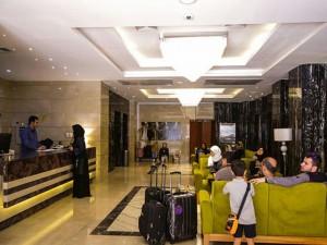 هتل حیات شرق مشهد (هتل سارا )