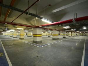 پارکینگ هتل حیات شرق مشهد (هتل سارا )