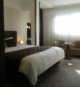 اتاق هتل جواهر شرق مشهد