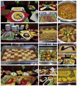غذا هتل جواهر شرق مشهد