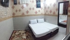 اتاق هتل آپارتمان اقامت مشهد