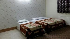 اتاق هتل آپارتمان تمدن مشهد