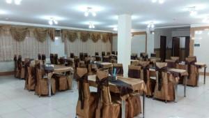 رستوران هتل آپارتمان تمدن مشهد