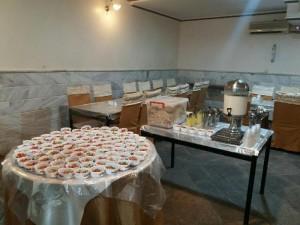 رستوران هتل آپارتمان مهرگان مشهد