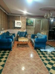 لابی هتل آپارتمان مهریز مشهد