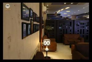 لابی شاپ هتل الوند مشهد