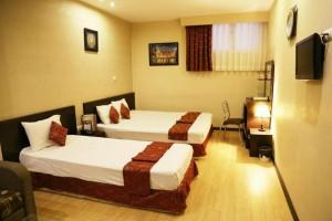 تصویر اتاق هتل الوند مشهد