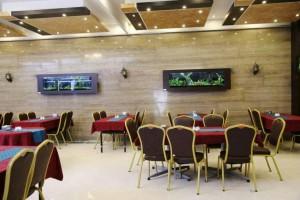 رستوران هتل الوند مشهد