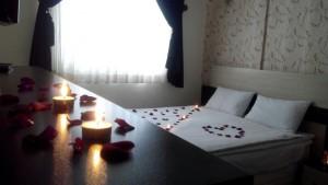 اتاق هتل انصار مشهد