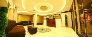 لابی هتل انصار مشهد